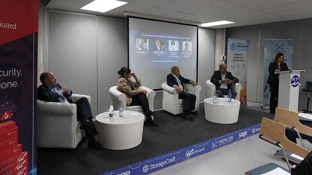 Excelente acogida del evento Conecta tu empresa con la mejor solución tecnológica